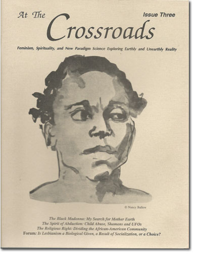 At The Crossroads Issue 3 - Lesbian Feminism Forum