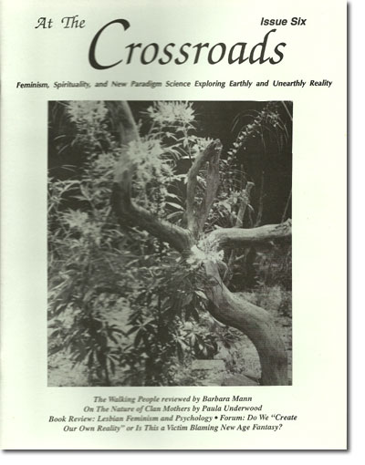 At The Crossroads Issue 6 - Barbara Mann on Iroquois Oral History