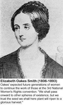 Elizabeth Oakes Smith