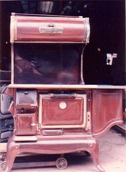Vintage Superior range